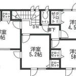 2階間取(間取)
