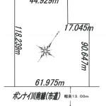 地積図(区画図)