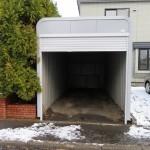 ガレージ(屋外3台可)(駐車場)