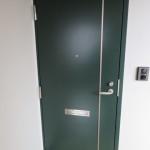 315号室入口