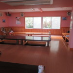1階食堂(小上がり)