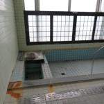 海を見渡す浴場(浴室)