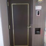 802号室玄関ドア(玄関)