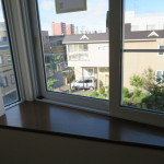 洋室出窓からの眺望(眺望)