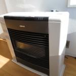 都市ガス暖房(設備)