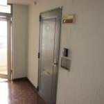 701号室玄関(外観)