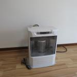 各室に灯油暖房設置(設備)