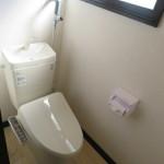1階トイレ2017年交換(トイレ)