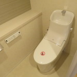新品交換、スタイリッシュなトイレ(トイレ)