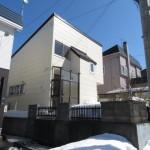 小樽市新光3丁目 戸建住宅
