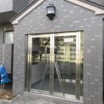 マンション入口(外観)