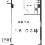 1階 間取(間取)