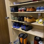 大容量の靴収納が可能(玄関)
