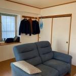 フローリングカーペット敷で使用(和室)
