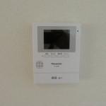 TVモニター付きインターホン(設備)