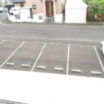 住宅前駐車場 ロードヒーティング(駐車場)