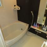 一日の疲れを癒す浴室(浴室)