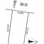 奥行19m (区画図)