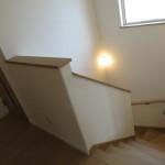 2階階段上部